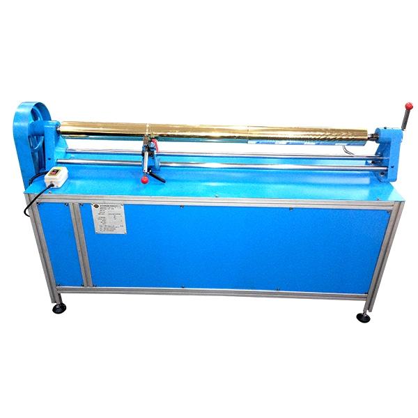 电动切金纸机器